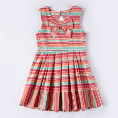 Rainbow Striped Dresses